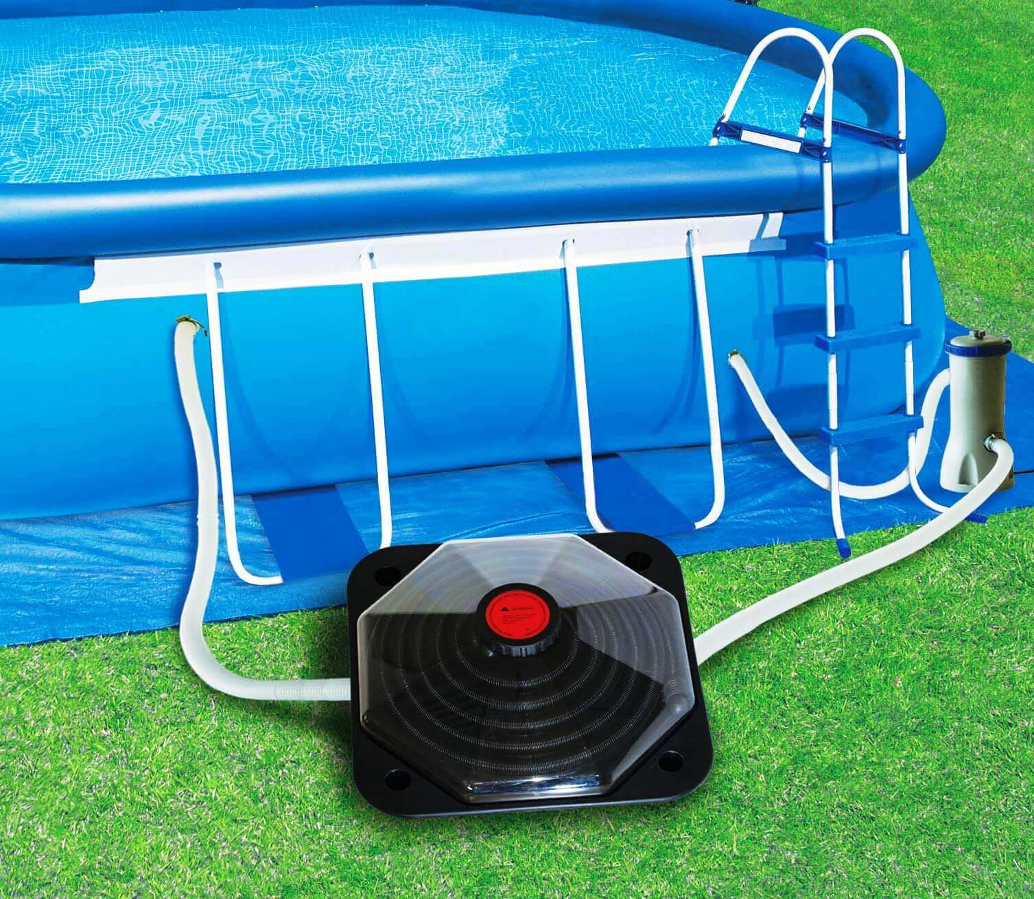 20 Of the Best Ideas for Above Ground Pool Heater