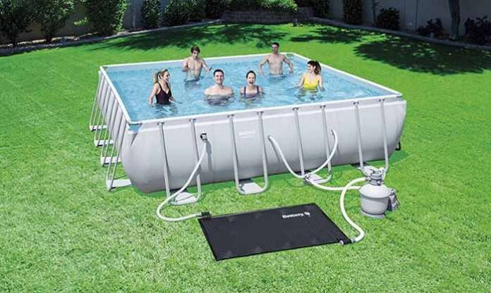 best two pool heaters review 2021 intex and bestway