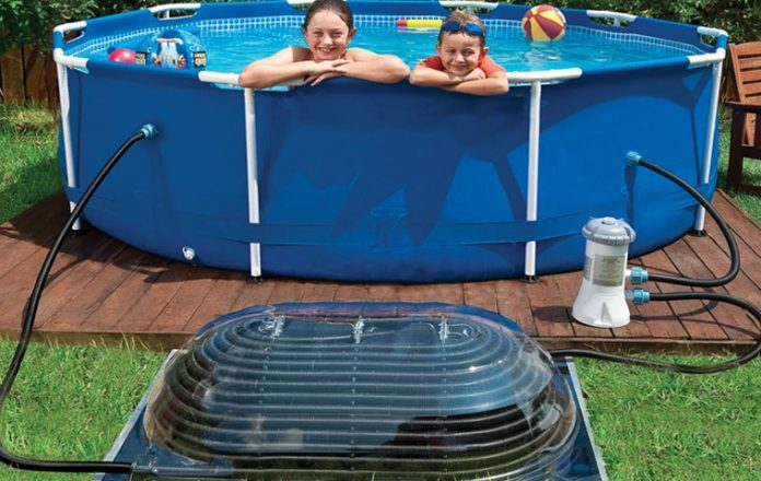 best way to heat above ground pool solar digital today