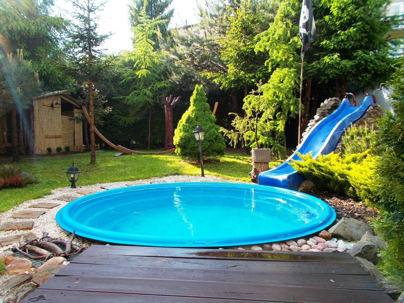 Build Your Own Inground Pool