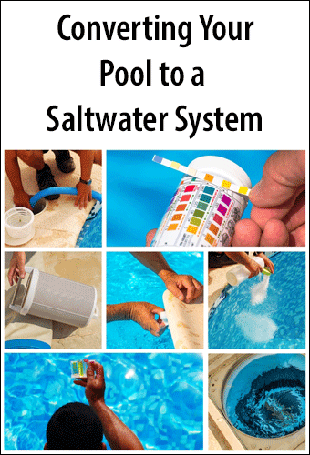 Can I Convert My Pool to a Saltwater System? 2021 Average ...