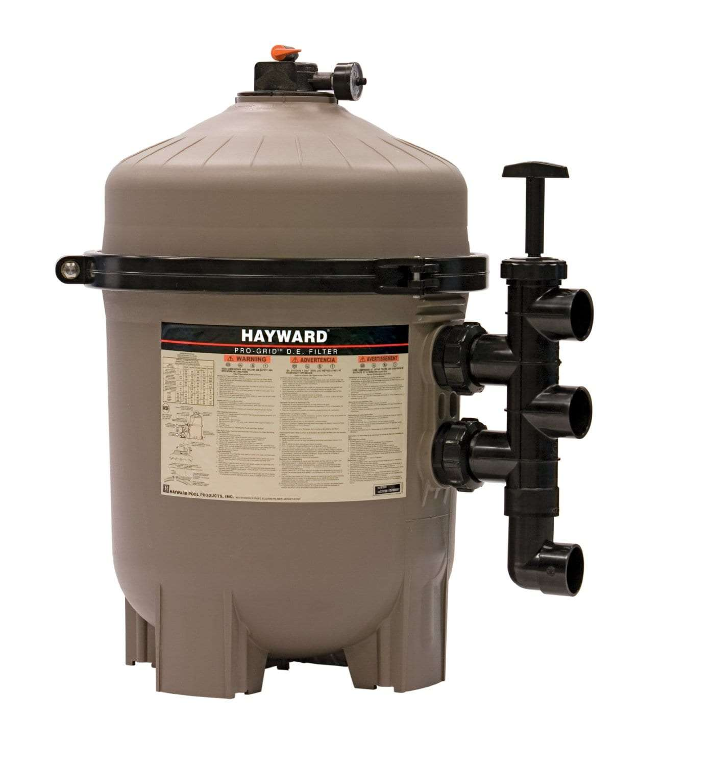 Differences Between DE, Sand, And Cartridge Pool Filters