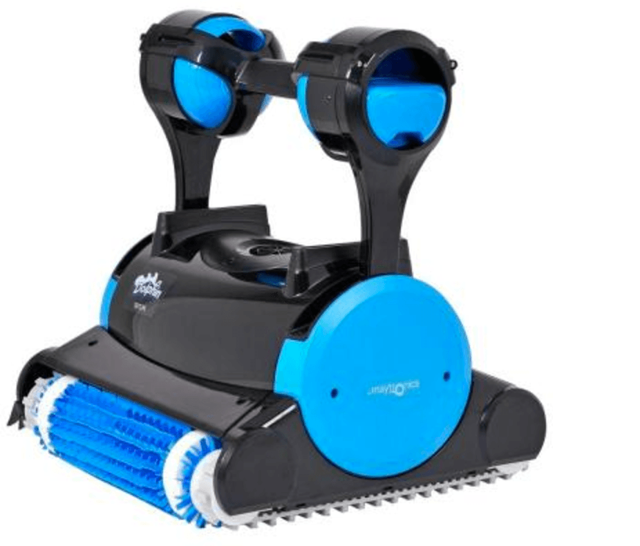 Dolphin Triton Robotic Pool Cleaner Review
