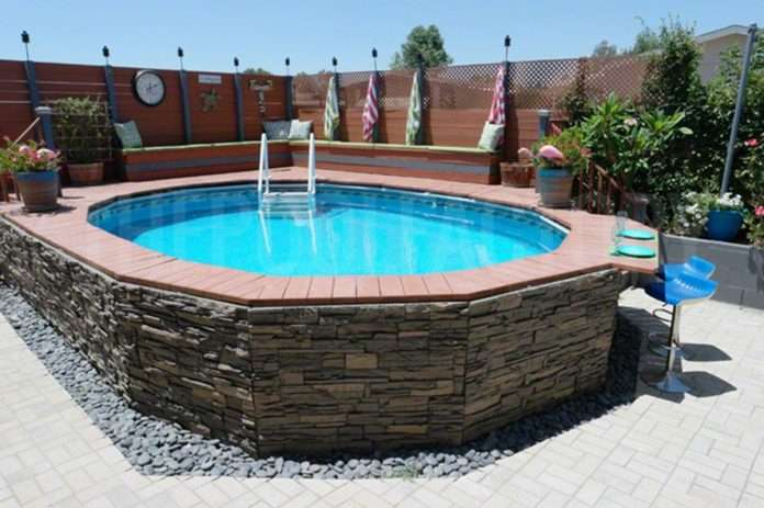 how much does it cost to install an above ground pool