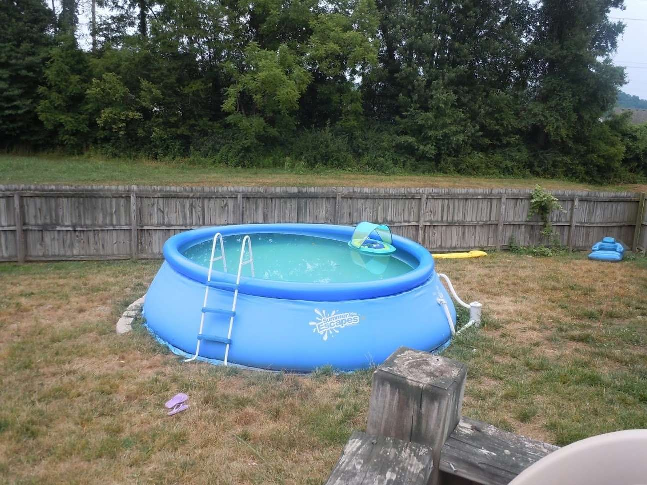 How should I level the ground for my above ground pool ...