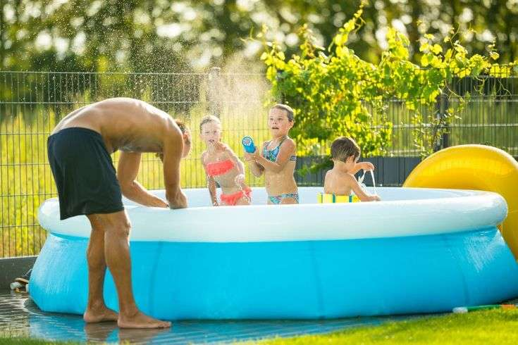 How To Keep Inflatable Pool Water Clean? in 2020 ...