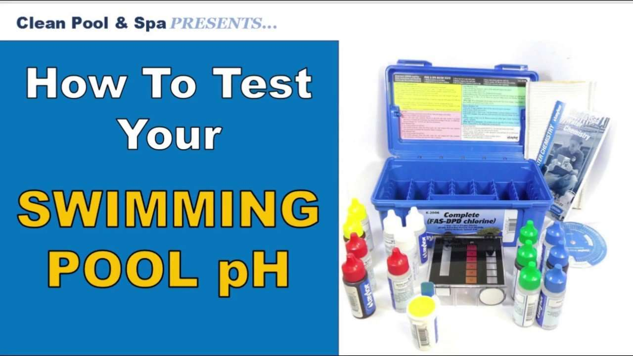 How To Test Your Pool pH