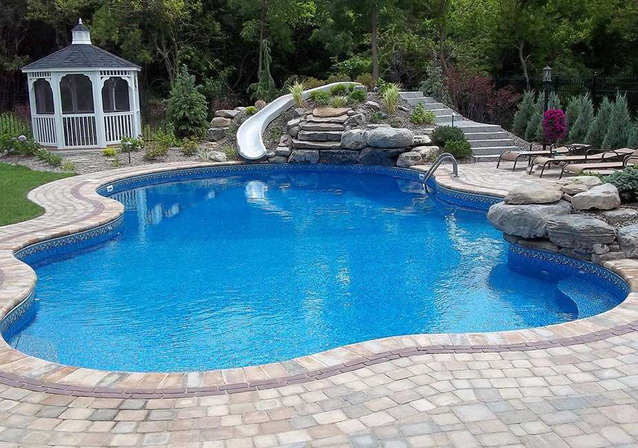 Installation of inground pools in New York