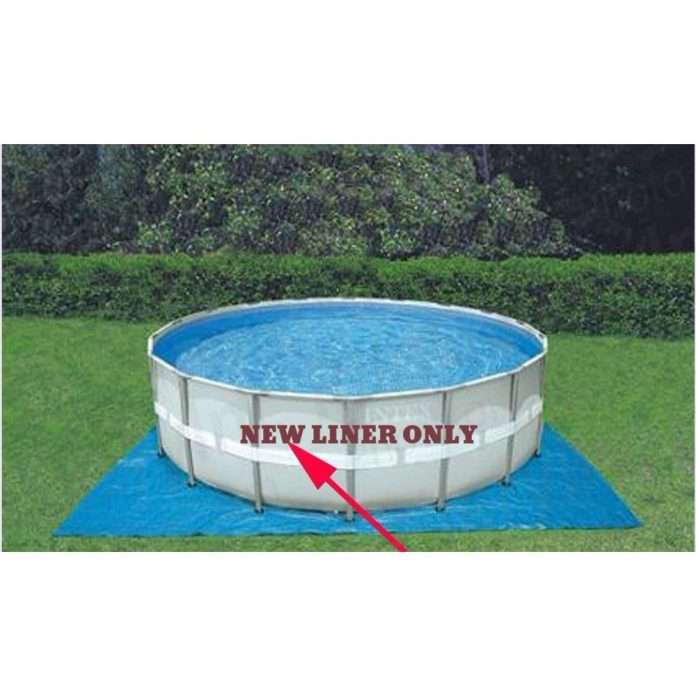 replacement intex 14ft x 42in round ultra frame pools