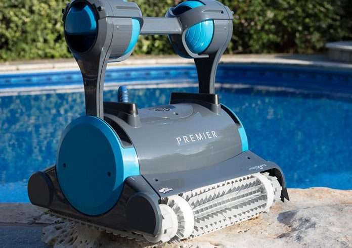 review of premier dolphin robotic pool cleaner