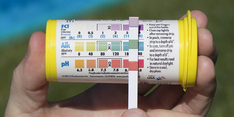 Top 6 Best Pool Test Strips For The Money 2021 Reviews
